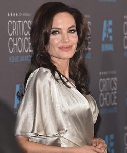 Angelina Jolie Eierstöcke Entfernung