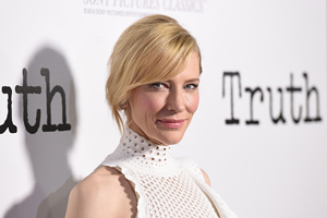 Cate Blanchett: Selfies sind nicht ihr Ding