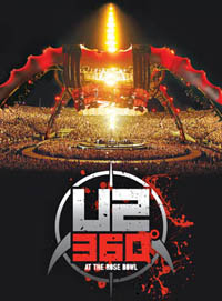 Gewinnspiel: U2 360° At The Rose Bowl