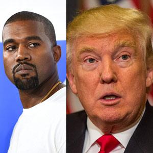Heißt es 2020 Kanye gegen Trump?