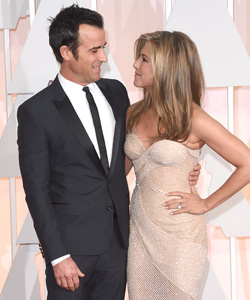 Jennifer Aniston schwanger Zwillinge Justin Theroux