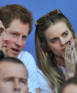 Prinz Harry & Cressida Bonas: Trennung
