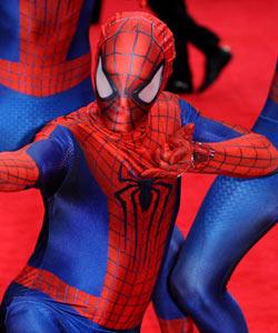 Sony plant weiblichen Spiderman