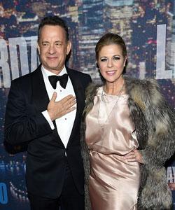 Tom Hanks Ehefrau Brustkrebs
