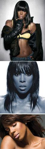 Kelly Rowland: Here I am