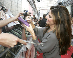 Sandra Bullock: Selbst ist die Braut