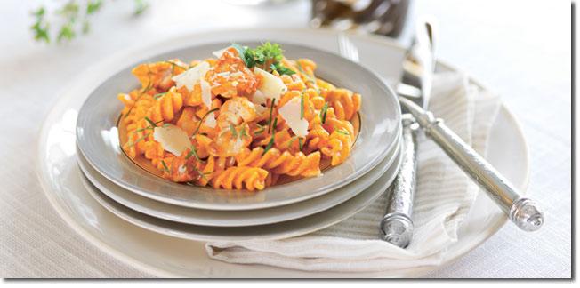 Barilla Pasta Rezepte 2014