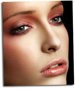 Schminktipps für grüne Augen