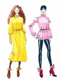 Die vergangenen Modejahre im Überblick