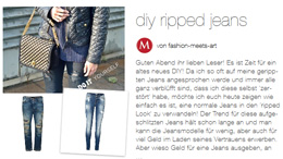Blogwalk.de Fashionmagazin VOX