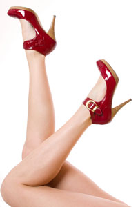 Gesund mit High Heels