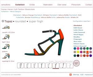 Online Schuh-Shop