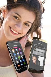 Gewinnspiel: Nokia Asha 308