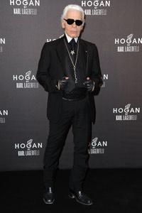 Karl Lagerfeld: Der Designer feiert Geburtstag