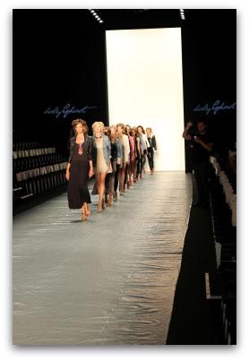 Hinter den Kulissen: holyGhost auf der Fashion Week Berlin