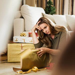 Weihnachten und Stress