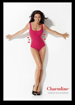 Sexy und noch selbstbewusster: Christine Neubauer modelt für figurformende Bademode!