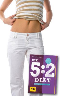 Abnehmen mit der 5:2-Diät