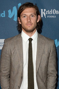 Alex Pettyfer spielt in Fifty Shades of Grey