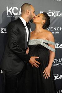 Alicia Keys Geburt ihres Babys