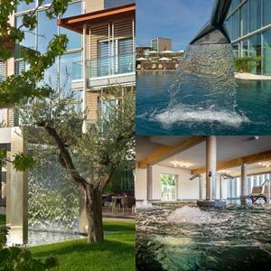 Hotel Spa AQUALUX – Wo Wasser und Luxus zusammenfließen