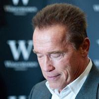 "Arnold Schwarzenegger. Affäre war ""größter Fehler"""