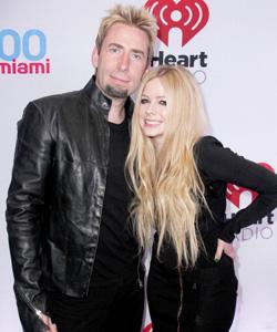 Avril Lavigne Chad Kroeger Trennung Scheidung