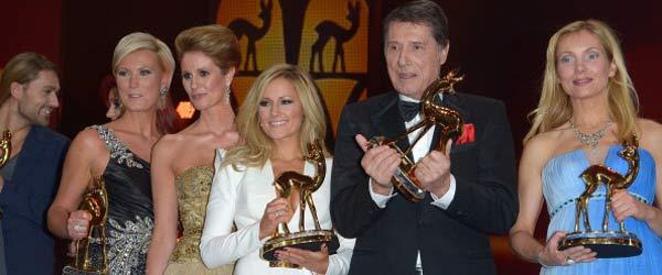 Bambi Verleihung 2013