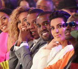 Beyoncé boykottiert Wests Hochzeit