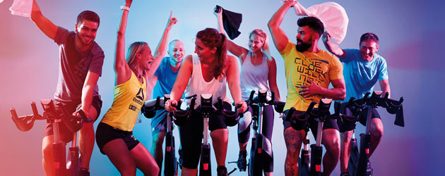 Bike & Beats Fitness in Deutschland