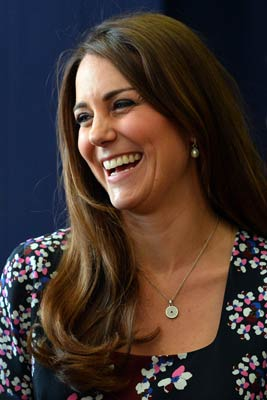 Herzogin Kate Middleton Biografie & Steckbrief