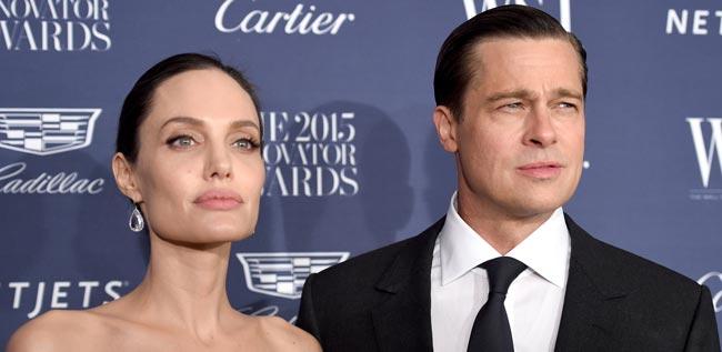 Angelina Jolie und Brad Pitt: Scheidung!