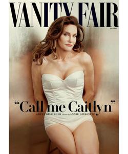Bruce Jenner als Caitlyn auf dem Vanity Fair-Cover