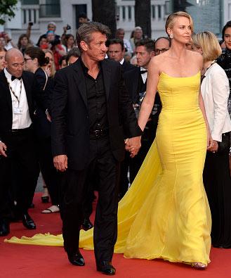 Charlize Theron und Sean Penn haben sich getrennt