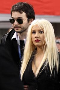 Christina Aguilera Hochzeit