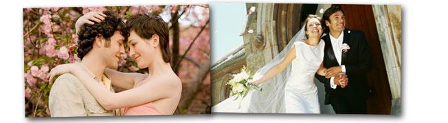 Hochzeit Termin im Frühling