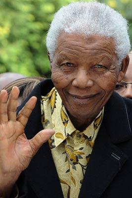Nelson Mandela Biografie & Steckbrief