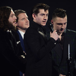 Brit Awards 2014 Gewinner