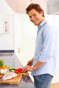 Männer leben ungesund