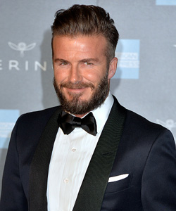 David Beckham H&M Unterwäsche Video James Corden