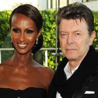 David Bowie und Frau Iman führen eine romantische Ehe!