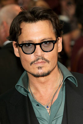 Johnny Depp Biografie & Steckbrief