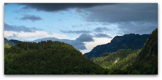 Wandern und Wellness im Bregenzerwald