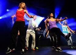 Bokwa: Der neue Fitness-Trend
