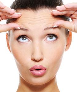 Frotox versus Botox im Kampf gegen Falten