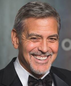 George Clooney bleibt für Kinder zu Hause