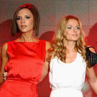 Geri Halliwell: Sauer auf Victoria Beckham