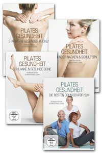 Hangman Pilates DVDs