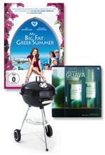 Gewinnspiel: DVD-Tipp - My Big Fat Greek Summer