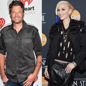 Gwen Stefani und Blake Shelton sind ein Paar